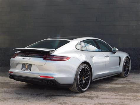 Dealer sets actual selling price. Pre-Owned 2019 Porsche Panamera 4S Hatchback #2P90057   Ken Garff Automotive Group