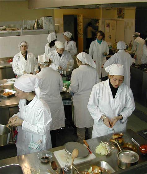 aide cuisine collectivité cours de cuisine