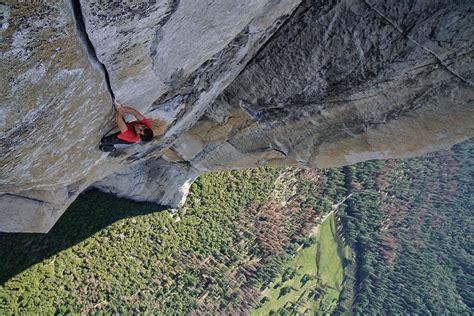 The Mindset Alex Honnold His Death Defying Climb