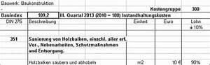 Altbausanierung Kosten Tabelle : dachgeschoss und kellerdecken d mmen mit anleitung und ~ Michelbontemps.com Haus und Dekorationen