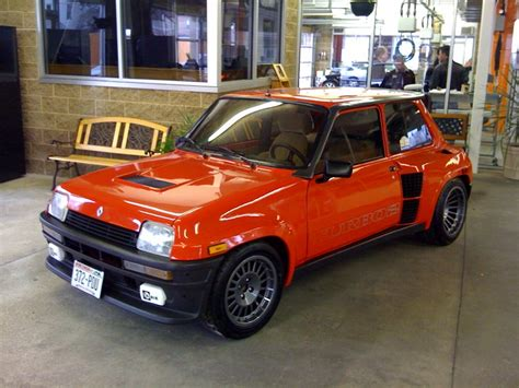Renault 5 Turbo For Sale Usa by Renault 5 Turbo 2 For Sale