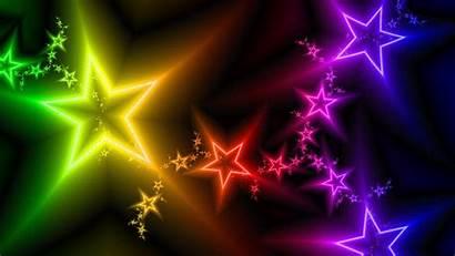 Rainbow Animated Desktop Screen