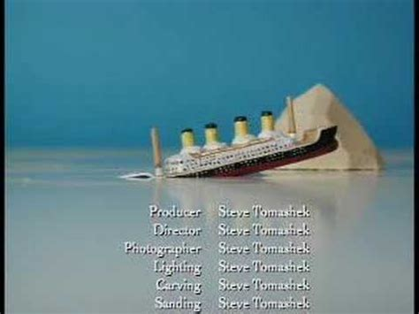 Titanic Boat Weight by The Tiny Titanic Youtube