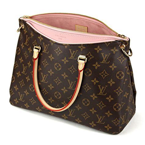 brstring louis vuitton handbag louis vuitton  bag monogram monogram pallas ladys rose