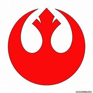 Rebel Alliance symbol - Star Wars | Tattoos | Pinterest