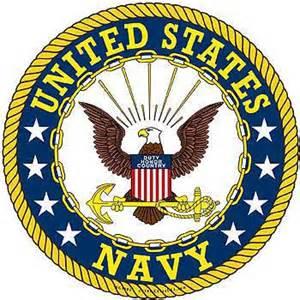 USN LOGO - Northern Safari Army Navy - us, navy, usn, sign, signs, logo, aluminum, parking, only