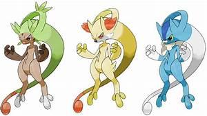 Pokemon Froakie Evolution Images | Pokemon Images