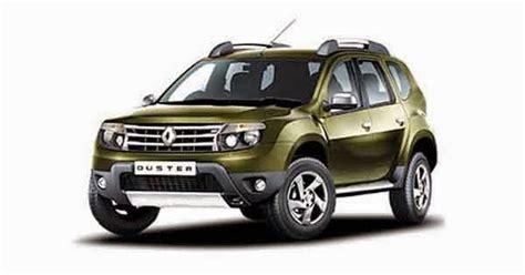 Gambar Mobil Renault Duster by Harga Spesifikasi Renault Duster 4x4 Indonesia Review