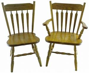 Amish Colonial Arrow Dining Room Chair