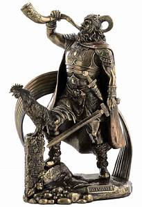 - Norse God Heimdall Statue #USWU75375A4 | The Solitary ...