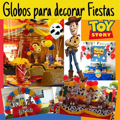 decoracion woody toy story globos para decoracion fiestas toy story woody bs 3 82