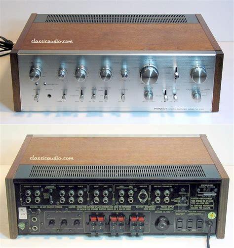 Усилитель Pioneer SA-9100 | Hi-Fi.ru