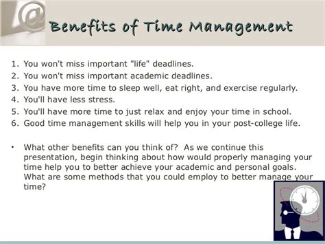 Best Home Work Writer Service For College by Planning And Time Management Essay For College Time