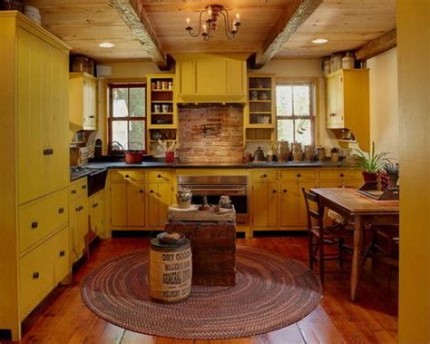 what is the best wood for kitchen cabinets best 25 mustard yellow kitchens ideas on 9938