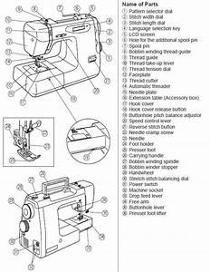 Janome Sew Precise Sewing Machine