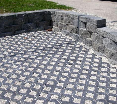 porous concrete driveway search construction