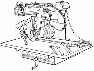 Craftsman 10 U0026quot  Radial Arm Saw 113 29440 Operator Parts