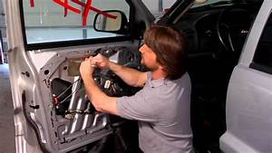 Auto Repair  U0026 Maintenance   Installing A Manual Window