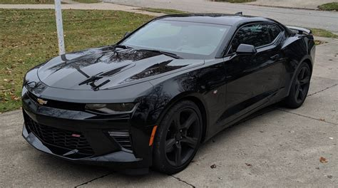And Black Camaro amazing 2016 chevrolet camaro 2ss 2016 chevrolet camaro