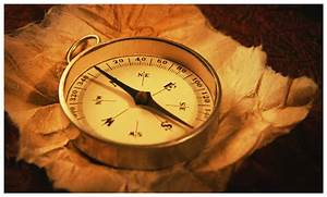 Compass Direction  True North Parting Ways -- Earth Changes