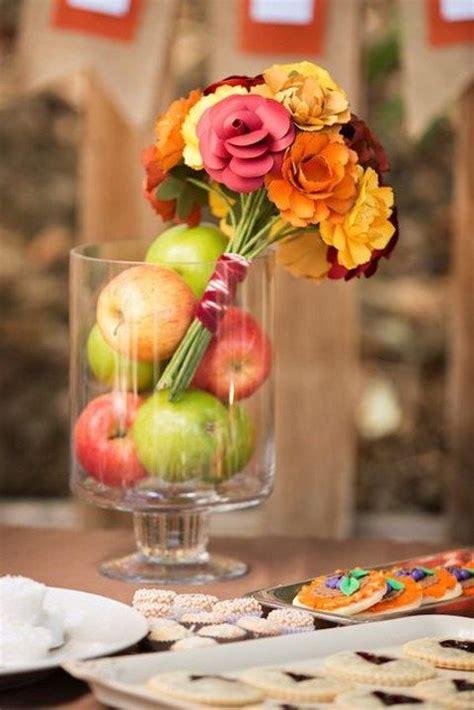 Cozy And Warming Up Fall Bridal Shower Ideas Happyweddcom