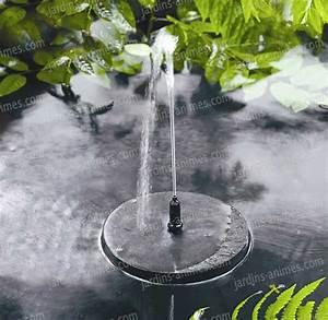 Fontaine Solaire Pour Bassin : fontaine solaire petits bassins sj150 sujet fontaine ~ Dailycaller-alerts.com Idées de Décoration