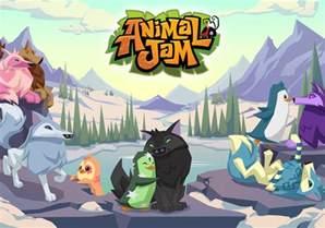 Animal Jam Banner