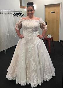 modest bateau neck 2016 plus size wedding dresses cheap With plus size 2 piece wedding dresses