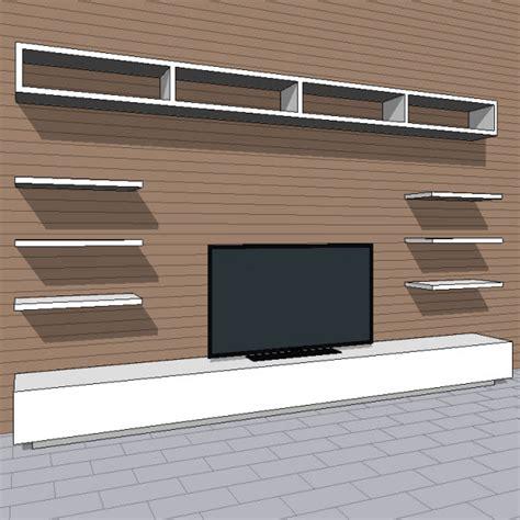 generic flat panel tv   revit families