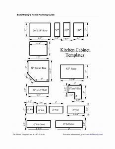 Kitchen Cabinet Templates Design