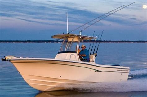 Where Are Grady White Boats Made by 2010 Grady White Fisherman 230 Center Console Boat Review