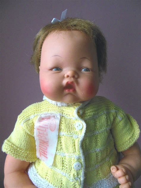 vintage  thumbelina baby doll ideal  original