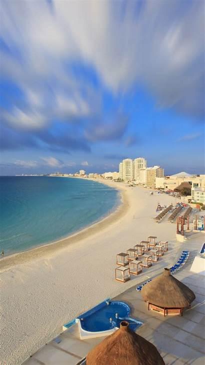 Cancun Mexico Beaches Travel Tourism Resort Beach