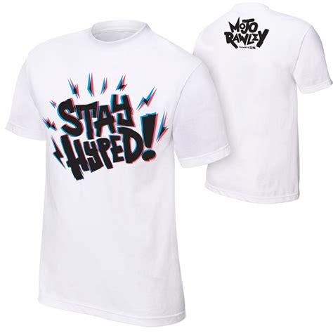 remain in light t shirt mojo rawley quot stay hyped quot nxt authentic t shirt wwe us