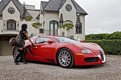 Everybody Can't Get A Bugatti Veyron
