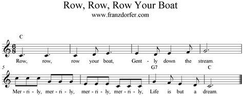 Row Row Row Your Boat Harmontown by Row Row Row Your Boat