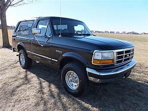 1994 Ford Bronco Xlt 5 8 Auto 1992 1993 1995 1996 92 93 94