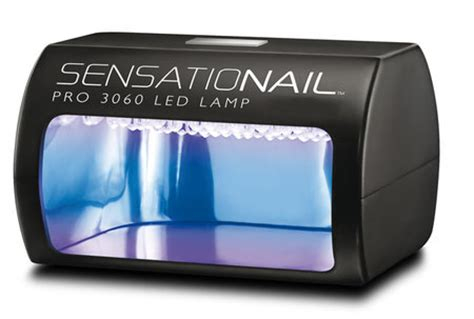 Sensationail Pro 3060 Led L Kit by Sensationail El Esmalte Permanente En Casa Con L 225 Mpara