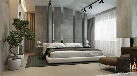 zen bedroom ideas a moscow house uses texture to create interest