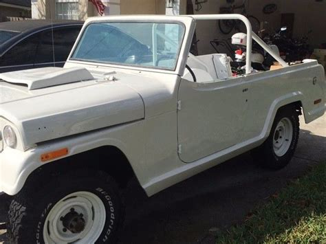 jeep commando hurst 1971 jeepster commando hurst edition