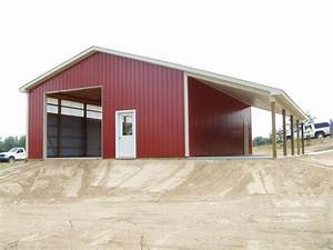 images of pole barn with lean to 3039 x 4039x 1239 wall With 30 x 40 shed