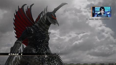 Godzilla The Game Gigan Tutorial Stage 1