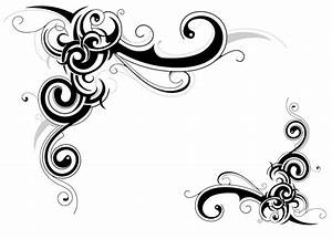 Cadre Décoratif Mural : sticker cadre d coratif style sticker mural ~ Teatrodelosmanantiales.com Idées de Décoration
