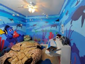 Finding Nemo Toddler Bedding 10 awesome disney inspired kids rooms neatorama