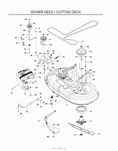 Dixon Ztr Mower Belt Diagram