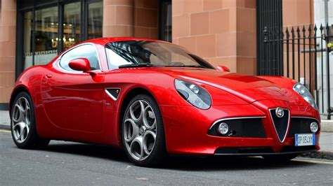 alfa romeo  competizione loud acceleration  london