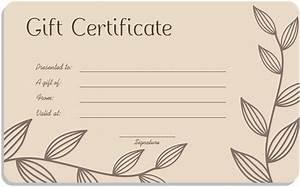 pedicure gift certificate template invitation template With pedicure gift certificate template