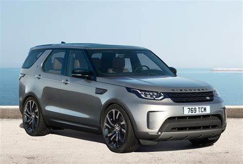 2018 Land Rover Discovery Release Date, Price, Facelift