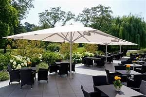 Parasol De Terrasse : parasols de tous types et toutes tailles abriglass ~ Teatrodelosmanantiales.com Idées de Décoration
