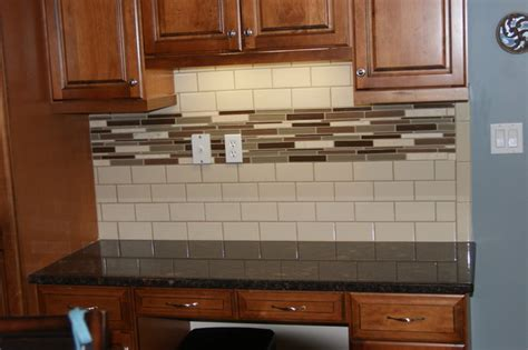 painting kitchen tile backsplash tile backsplashes traditional kitchen other metro
